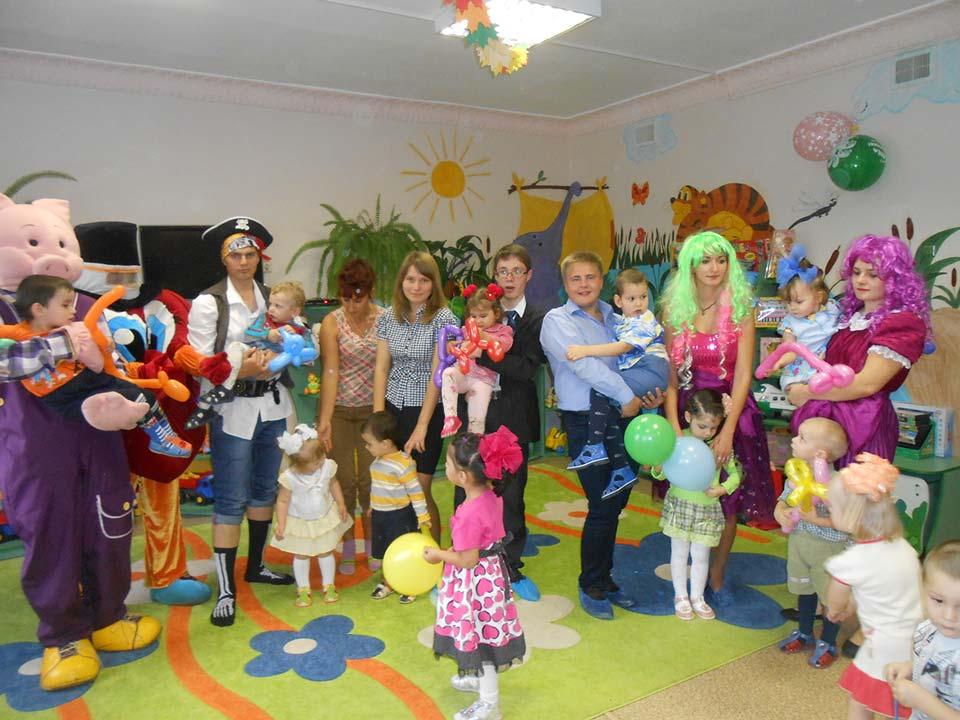 студенты Липецкого металлургического колледжа посетили ОКУ «Елецкий специализированный дом ребенка»
