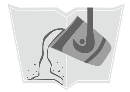 Логотип ЛМК ЧБ